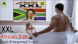 Tiger king XXL AFRICAN size cream Panis!Panis enlargement cream! Ayushmedi