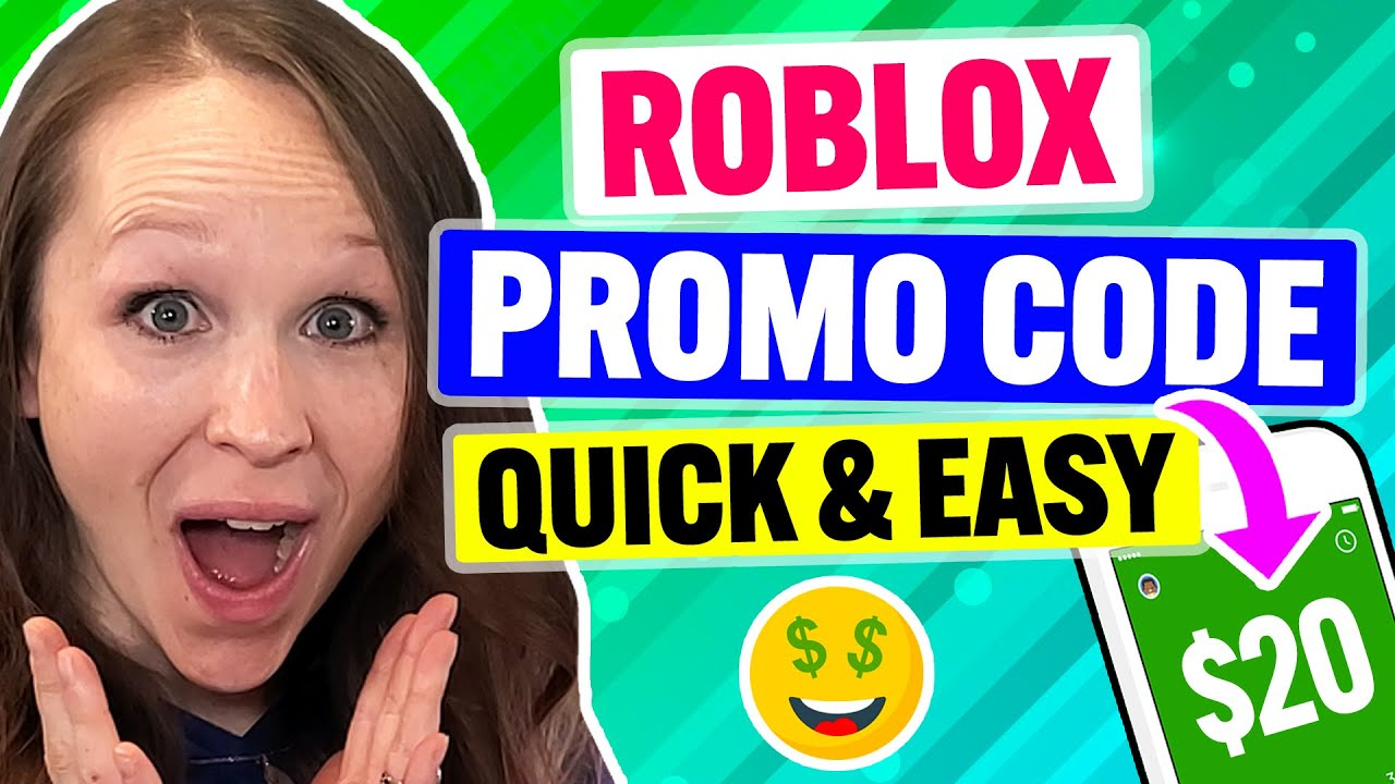 Download Roblox Promo Codes 2021: MAX Robux Discounts For Free Items (100% Works)