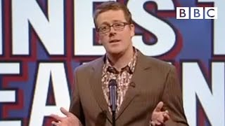 the worst thing to hear on holiday mock the week bbc two
