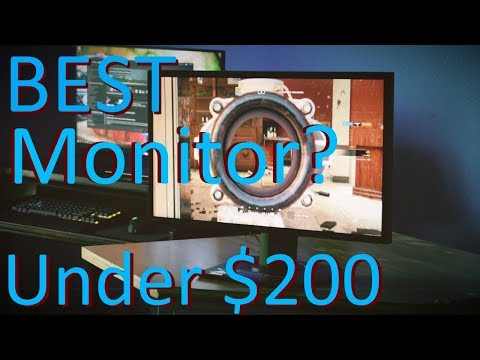 Best Gaming Monitor Under $200? Asus VG245H Gaming Monitor Review