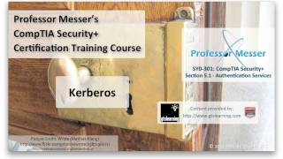 Overview of Kerberos - CompTIA Security+ SY0-301: 5.1