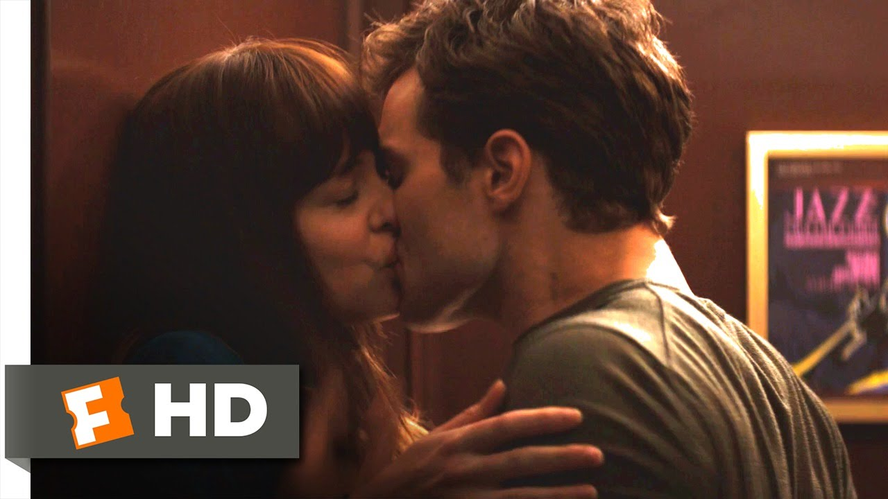 Fifty Shades Of Grey 410 Movie Clip What Is It About Elevators 2015 Hd