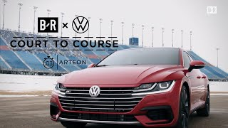 homepage tile video photo for The Arteon Feat. Colby White | Court to Course Challenge