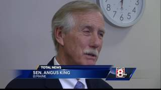 Sen. King worried Obamacare repeal would hurt rural hospitals