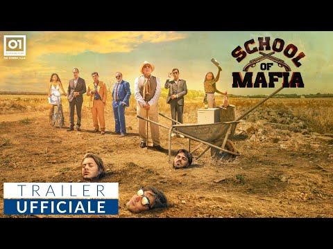 SCHOOL OF MAFIA (2021) di Alessandro Pondi - Trailer Ufficiale HD