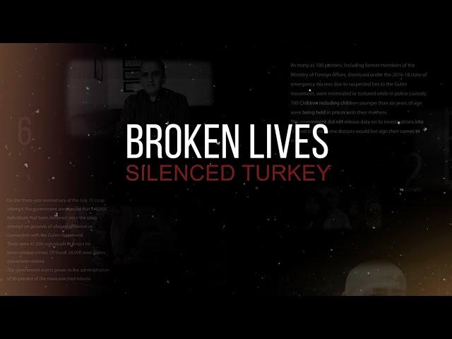 Broken Lives, Episode 2, October 25th, 2020
