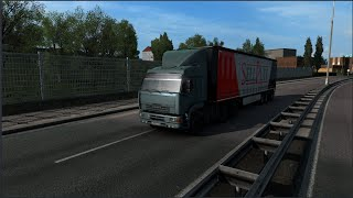 Euro Truck Simulator 2 - Kamaz 54 64 65 Nefaz ETS2 1.36 X 1.38 X