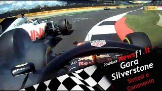Formula 1 GP Silverstone Sintesi e Commento  vittoria di Hamilton a Silverstone, terzo Leclerc