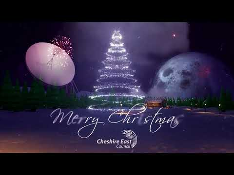 Merry Christmas from Cheshire East Council