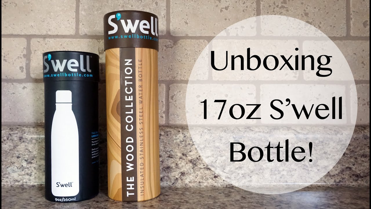 Unboxing S Well Bottle 17 Oz My Current Stash Youtube
