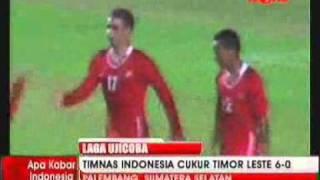 Indonesia vs Timor Leste 6 0