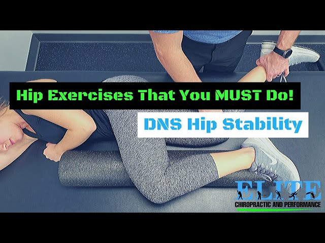 The Best Way to Activate the Glutes | DNS Hip Stability | Chesterfield Chiropractor