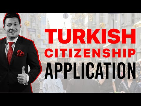 B- Turkish Citizenship Application: Important Tips for Getti