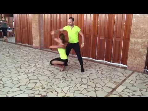 Adrian si Tatiana - Sonrisa DC Cluj -  Salsa PW