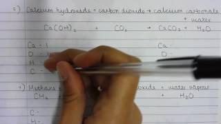 balancing chemical equations 5