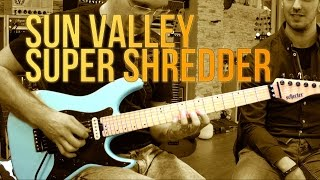 Schecter Sun Valley Super Shredder - Unboxing