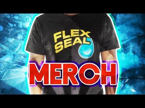 Your Merch Sucks! (Flex Seal)