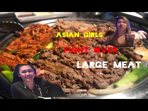 Asian girls serve as meat — pic 10