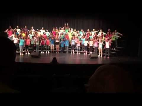 Adrian Middle School 7/8 Spring Concert 2016, Good Time