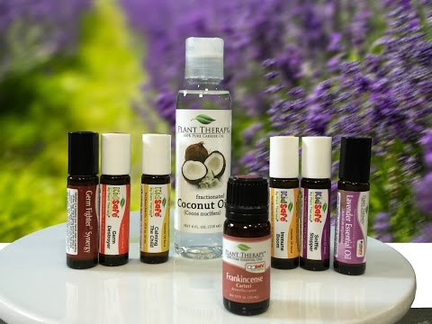 The Healing Power of Essential Oils | Anti-aging & Kids Health