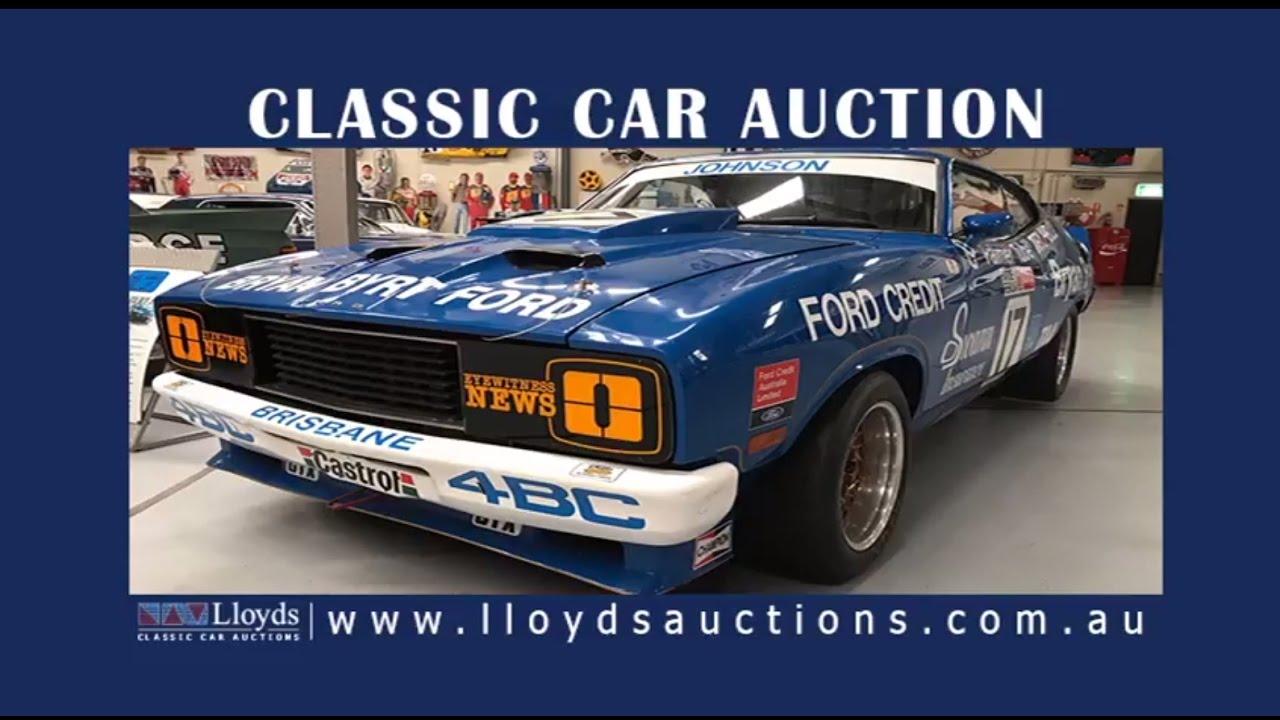 Lloyds Classic Car Auction | 27th May 2017, Gold Coast Australia ...