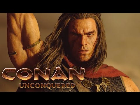 Conan Unconquered - Official Cinematic Announcement Trailer