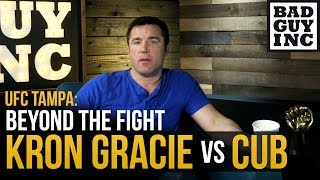 Does Kron Gracie have the skill set to beat Cub Swanson?
