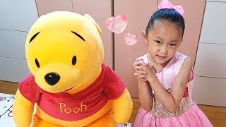 Please and thank you song | Kids song & Nursery rhymes | Fantastic family pretend play 감사해요 고마워요 노래