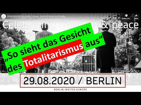 KLARTEXT - Nächste Berlin-Demo ist beantragt