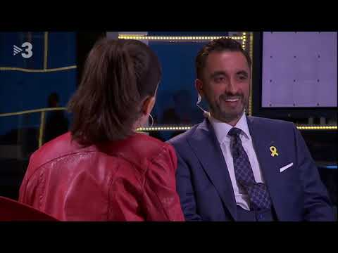 "FAQS TV3 12/05/2018 V.O. Aamer Anwar""In Europe the Spanish right is no longer respected"""