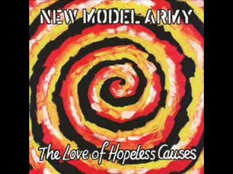 New Model Army Youtube