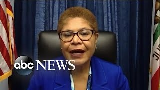 Rep. Karen Bass: 'Things Are Moving Forward' On Bipartisan Police Reform