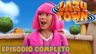 Lazy Town en Español   Tiempo de aprender   Dibujos Animados en Español