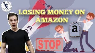 Why EVERYONE IS LOSING MONEY ON AMAZON FBA   PRODUCT RESEARCH VIRAL LAUNCH