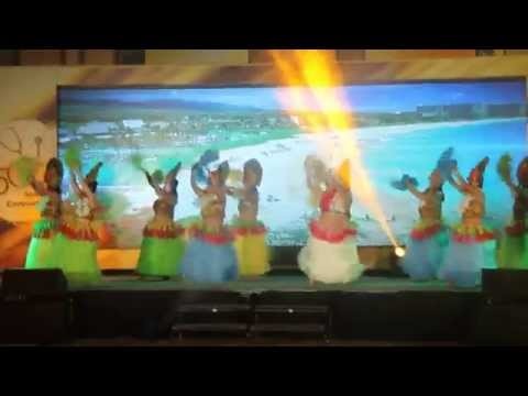 """50th Annual PPS Convention Northern Luzon Presentation """"Hawaii"""""""