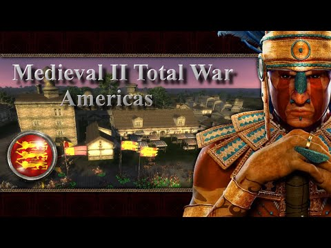 Medieval II Americas England Campaign Episode I : The English Colonies