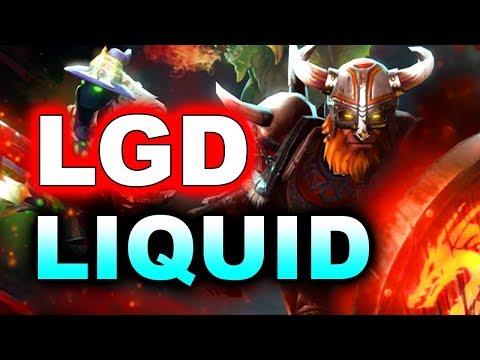 LIQUID vs LGD - SUPER SERIES - DAC 2018 MAJOR DOTA 2