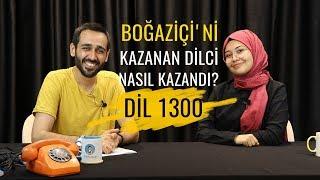 Boğaziçi'ni Kazanan Dilci Nasıl Başardı? |1.300| #sırasende
