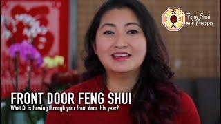 Front Door Feng Shui 2019