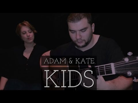 "A cover of MGMT's ""Kids"" accompanying vocalist Kate Clark."