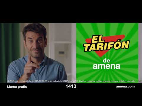 Llega El Tarifón De Amena Con Arturo Valls Youtube