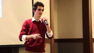 "BCTalks - Ben Markley: ""You Should Have Known Better"""