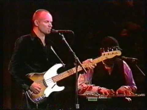 Sting - live at Victor Chang Gala Dinner - Sydney 1996