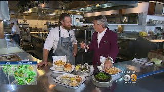 Tony's Table: Connie And Ted's In West Hollywood