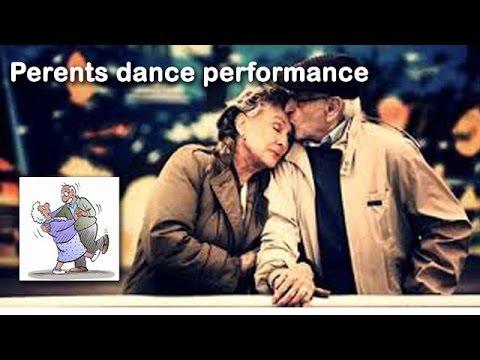 Parents Dance Performance In Wedding