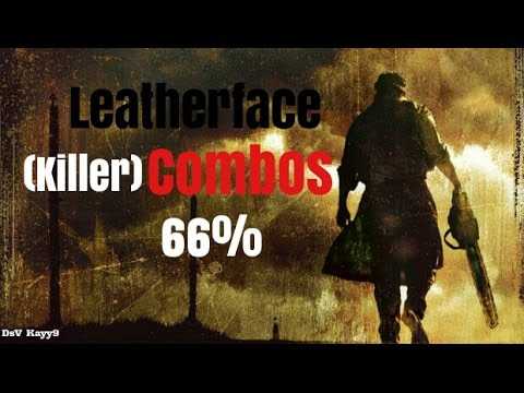 MKX Leatherface (Killer) 37-66% Combos