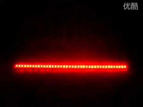Car Lights Night Wallpaper Dc12v 5w Strip 56cm With The 48pcs Led Led Knight Rider