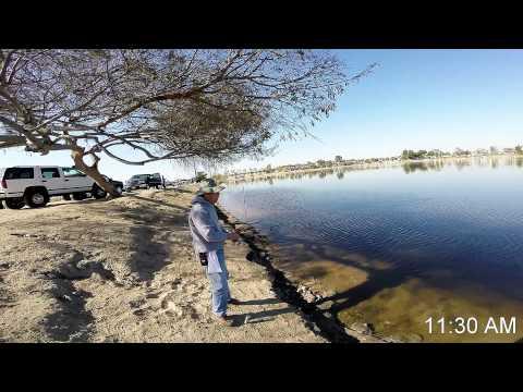 Santa ana river lakes trout fishing the big lake 1080p for Santa ana river lakes fishing