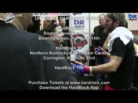 LIVE: Hardrock MMA 98 | Bowling Green, KY