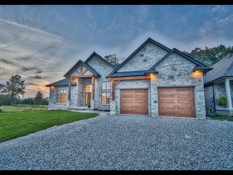 Custom Modern Bungalow - Niagara Falls - MLS & Realtor.ca